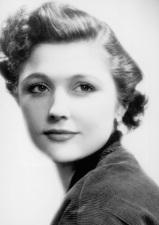 Barbara Taylor Bradford at 19