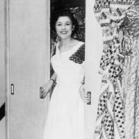 Barbara Taylor Bradford at 17