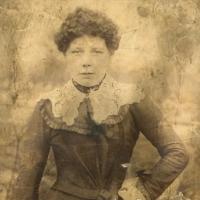 Barbara Taylor Bradford's grandmother Edith Walker