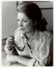 Barbara Taylor Bradford as a journalist