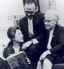 Barbara's journalistic days