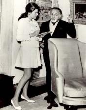 Barbara Taylor interviews Hollywood legend Edward G. Robinson