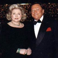 Barbara Taylor Bradford and Bob Bradford attend a black tie event in celebration of their 40th anniversary
