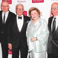 The tribute gala for Barbara - Robert Thomson, Tom Brokaw, Rupert Murdoch