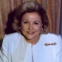 Barbara Taylor Bradford in New York City, October 2012