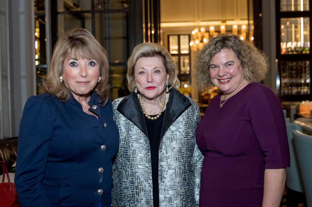 Women in Journalism award evening