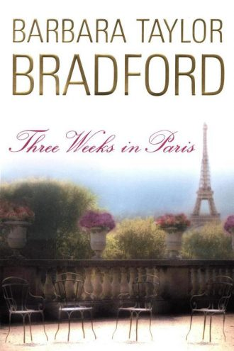 Barbara-Taylor-Bradford-Book-Cover-Three-Weeks-In-Paris