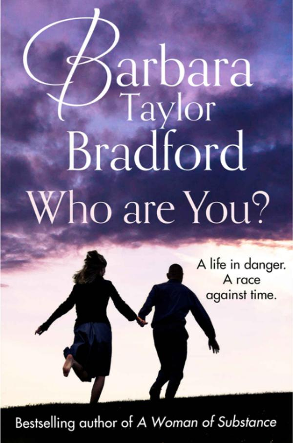 Barbara-Taylor-Bradford-Book-Cover-USA Who-Are-You-(USA)
