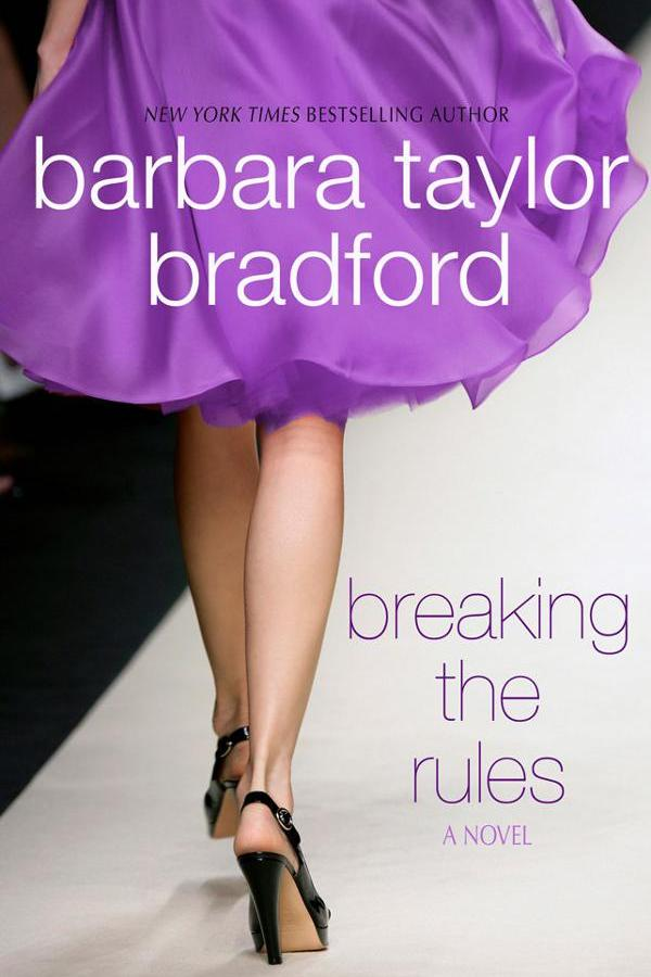 Barbara-Taylor-Bradford-Book-Cover-USA Breaking-the-Rules