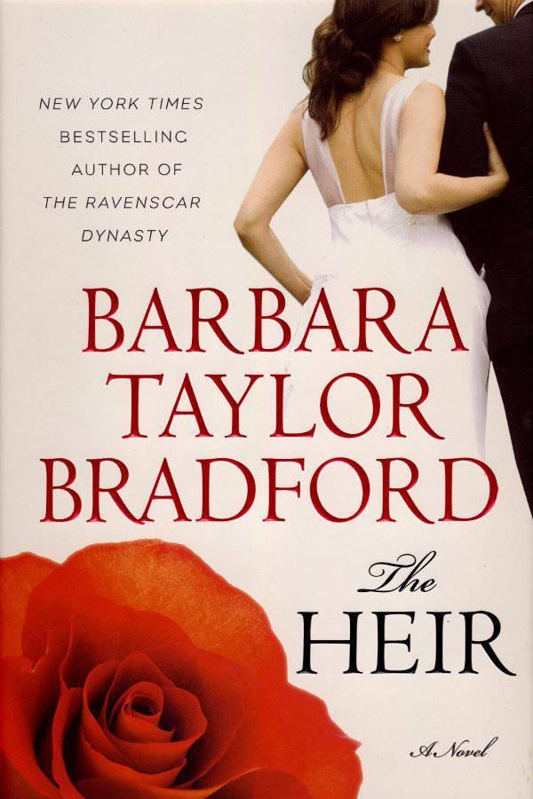 Barbara-Taylor-Bradford-Book-Cover-USA-Book-Cover-The Heir