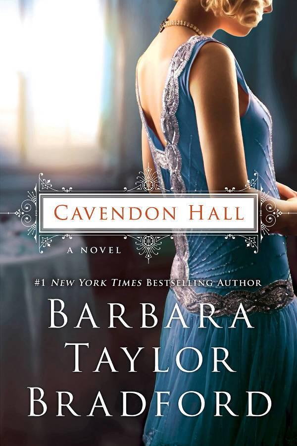 Barbara-Taylor-Bradford-Book-Cover-USA - Cavendon Hall