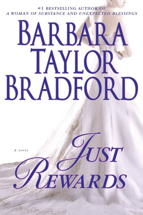 Barbara-Taylor-Bradford-Book-Cover-USA Just-Rewards - The Harte Family Saga
