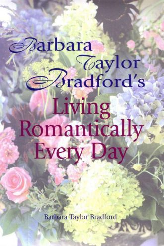 Barbara-Taylor-Bradford-Book-Cover-USA-Living-Romantically-Every-Day