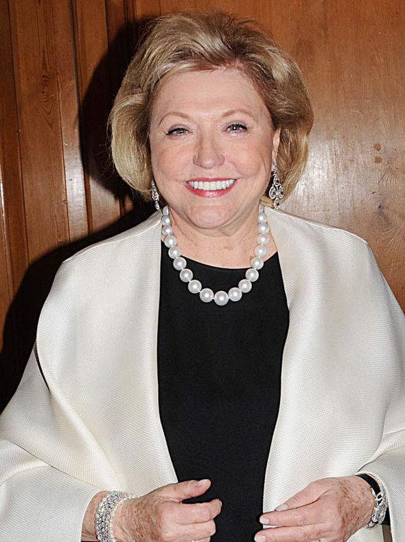 Barbara Taylor Bradford says she has never had plastic surgery