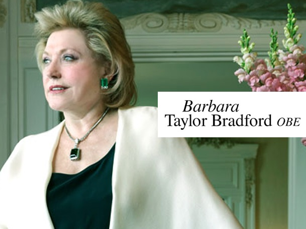 Writer Barbara Taylor Bradford, is selling £1.5million worth of her jewels to raise money for a legacy to her heirs