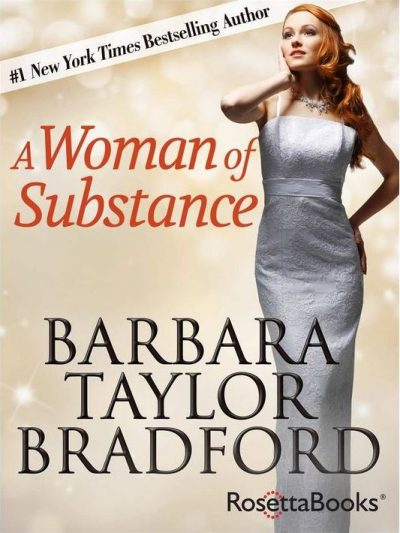 A Woman of Substance – Kindle Edition