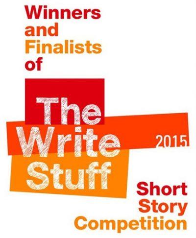 The Write Stuff – 2015 Winners