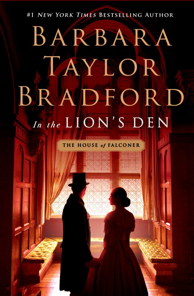 Barbara Taylor Bradford - In The Lion's Den - USA