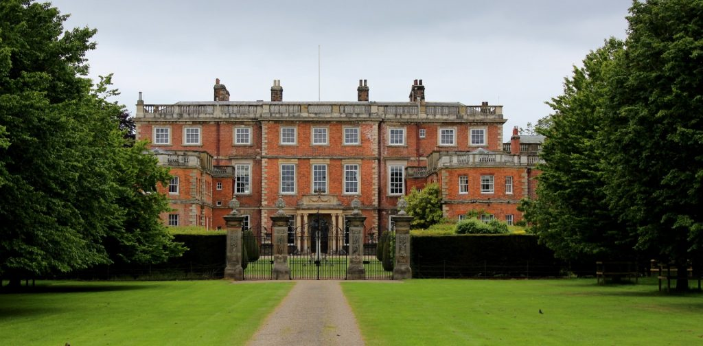 Newby Hall, near Ripon